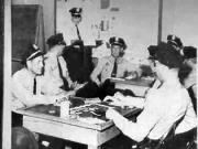 1960s Patrol Briefing by Captain Thompson